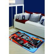 Tapete Orient Disney 70 x 110 cm Hot Wheels | Jolitex