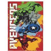 Toalha de Banho Aveludada Avengers 70x140 Lepper