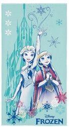 Toalha Aveludada Frozen 70cm x 1,40m - Lepper