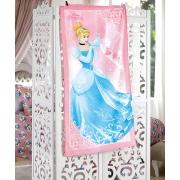 Toalha De Banho Cinderella Dohler Aveludada 100% Algodão