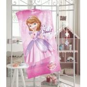 Toalha De Banho Princesa Sofia 07 Dohler Aveludada 100% Algodão