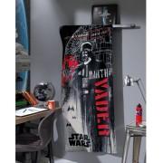 Toalha de Banho Star Wars Preta Aveludada 100%Algodão Dohler
