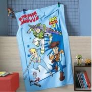 Toalha De Banho Toy Story Döhler Felpuda 100% Algodão 70X115