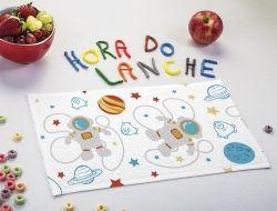 Toalha de Lancheira Astronauta | Lepper