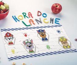 Toalha de Lancheira Patrulha Canina | Lepper