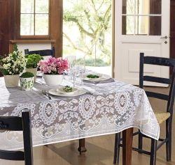 Toalha de mesa de Crochê Venezuela 140 x 200 cm | Lepper