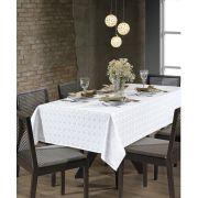 Toalha de mesa Requinte em Jacquard 8 Lugares | Dohler