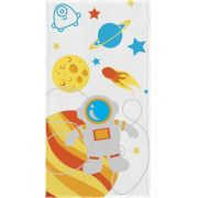 Toalha Felpuda Astronauta 06127301 | Lepper
