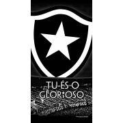 Toalha Felpuda Time de Futebol - Botafogo   Buettner