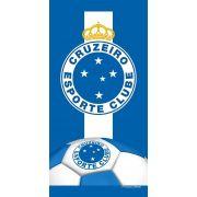 Toalha Felpuda Time de Futebol - Cruzeiro | Buettner