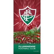 Toalha Aveludada Time de Futebol - Fluminense | Buettner