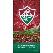 Toalha Aveludada Time de Futebol - Fluminense  d400091c2251b