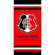 Toalha Aveludada Time de Futebol - Santa Cruz | Buettner