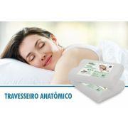 Travesseiro Anatômico Nasa Antialérgico | Master Comfort