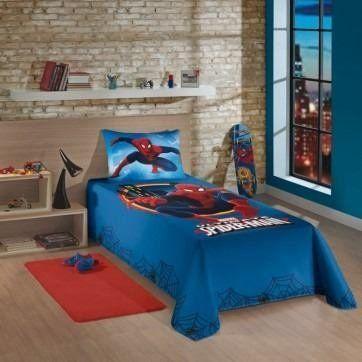 Colcha Infantil Spider Man Ultimate | Lepper