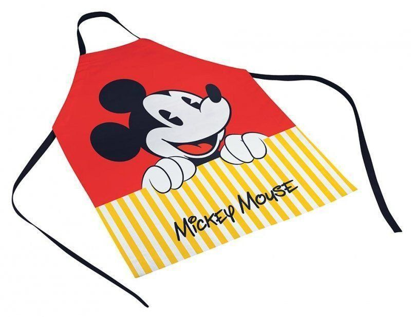 Avental Infantil Estampado Mickey M 1 Peça | Lepper