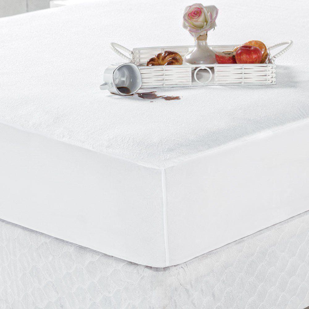 Capa Impermeavel Para Colchao Queen- Serve P/ Cama Box