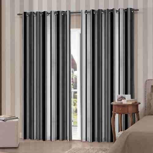 Cortina Blackout PVC(Plástico) Estampada Nova Coleção 4  x 2,5 m | Admirare
