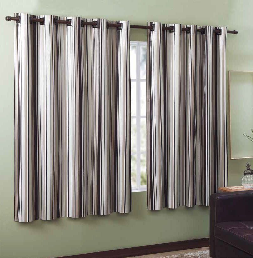 Cortina Blackout  Pvc Estampada 2,00x2,30m Barbara - Branyl