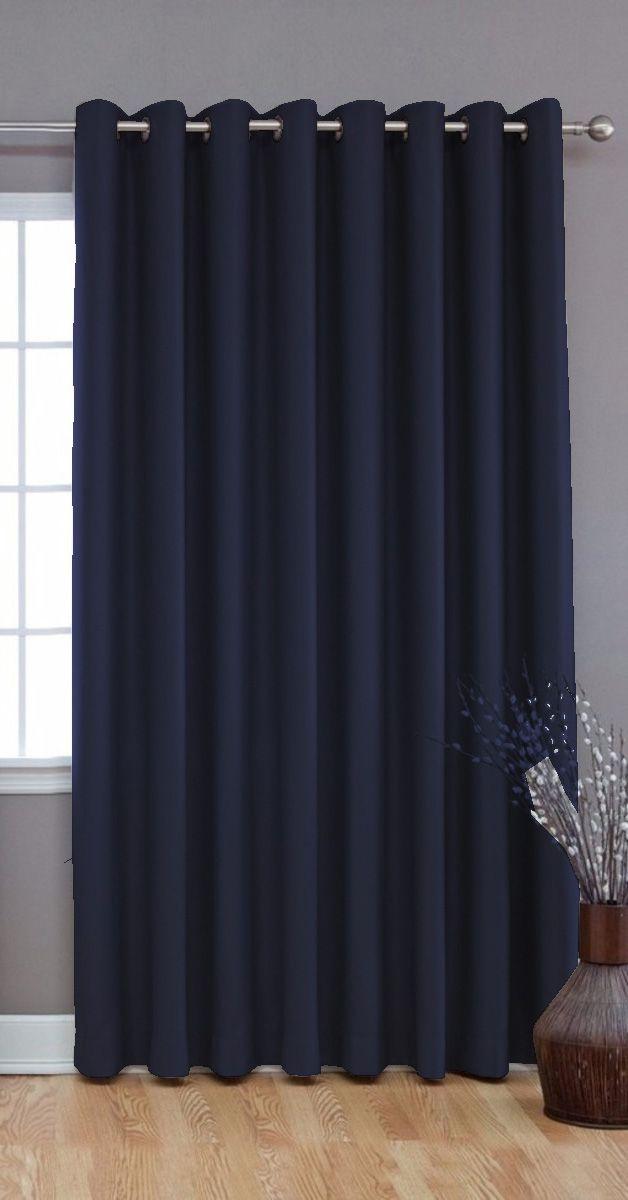 Cortina Corta Luz Blackout 1,40x1,80 Collors  Admirare 1Peça