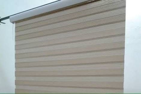 Cortina Persiana Rolo Twin 1,50 x 1,50
