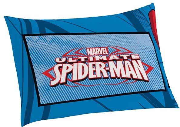Fronha Infantil Spider Man Ultimate | Lepper