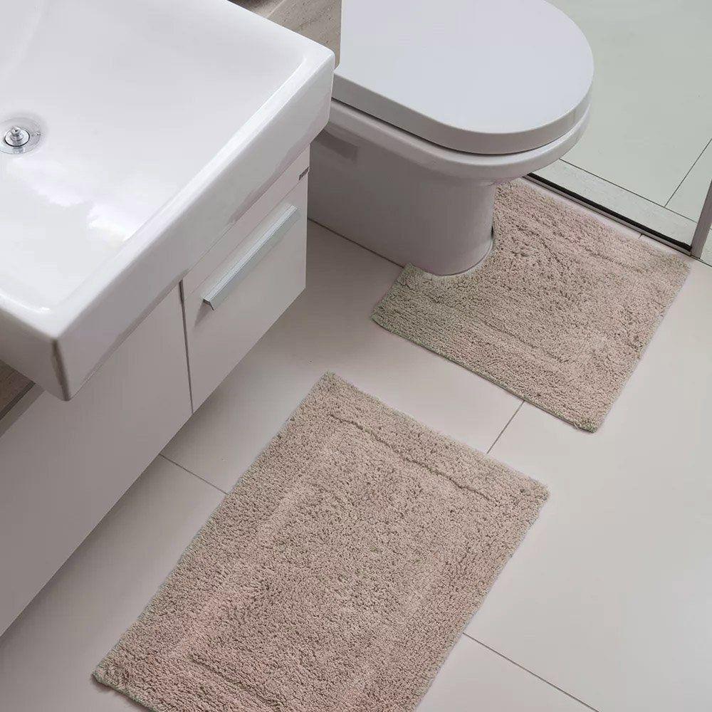 Jogo de Banheiro 02 Peças Attuale Capri Mirante | Corttex
