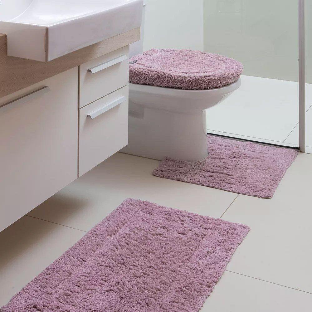 Jogo de Banheiro 03 Peças Attuale Capri Mirante | Corttex