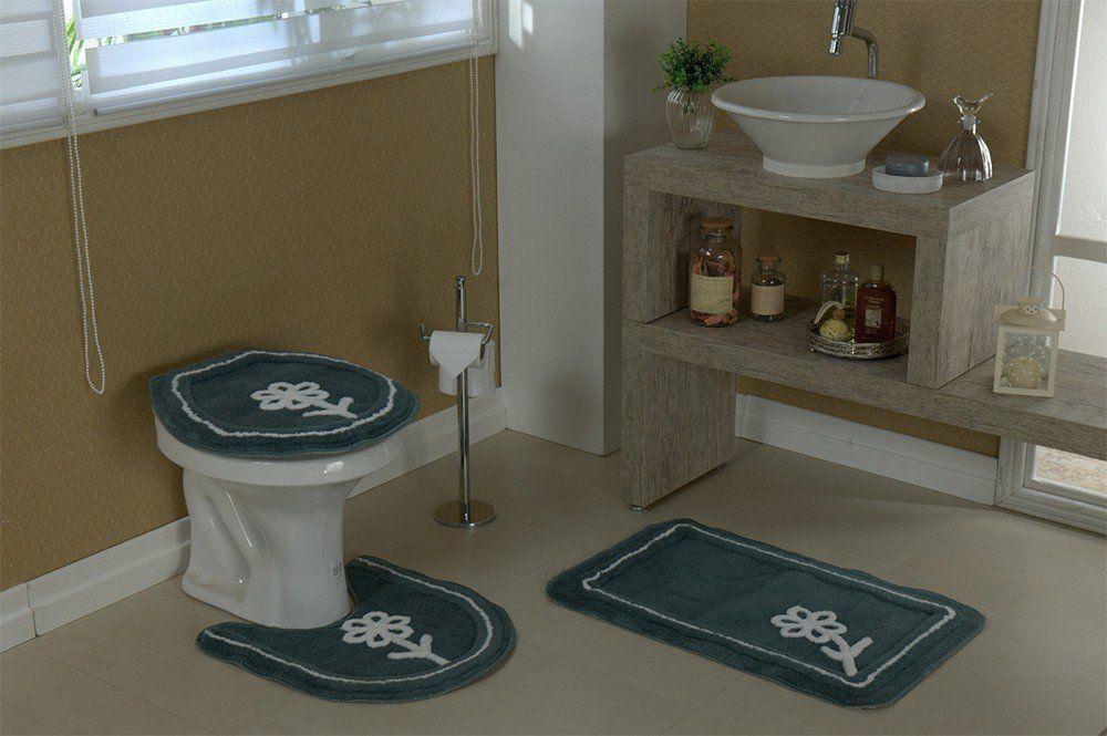 Jogo de Banheiro 3 peças - Istambul