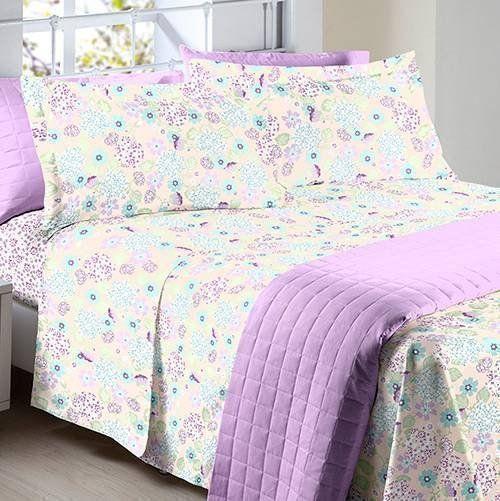 Jogo de cama Solteiro Color Art | Corttex