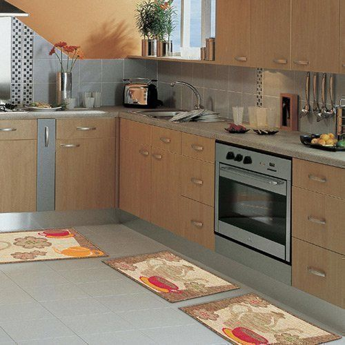 8232852f2 Kit Tapete Cozinha 3 Peças Sisal - Fácil De Lavar - Admirare Decorações ...