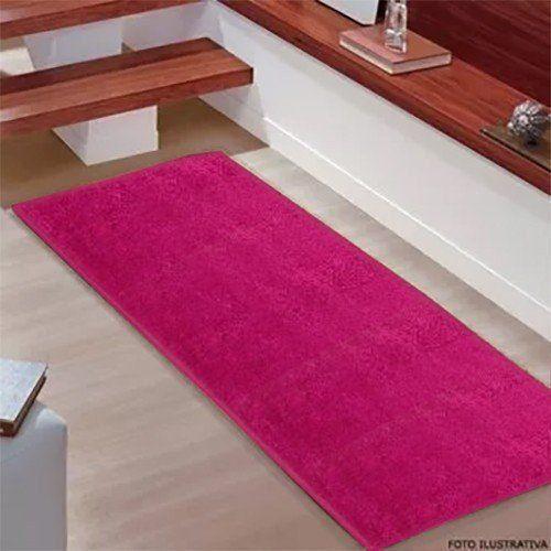 Passadeira Pink Jolitex 0,66x1,80 Pelo Alto Encanto