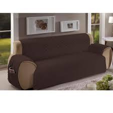 Protetor Para Sofa 3 Lug Tabaco Face Unica