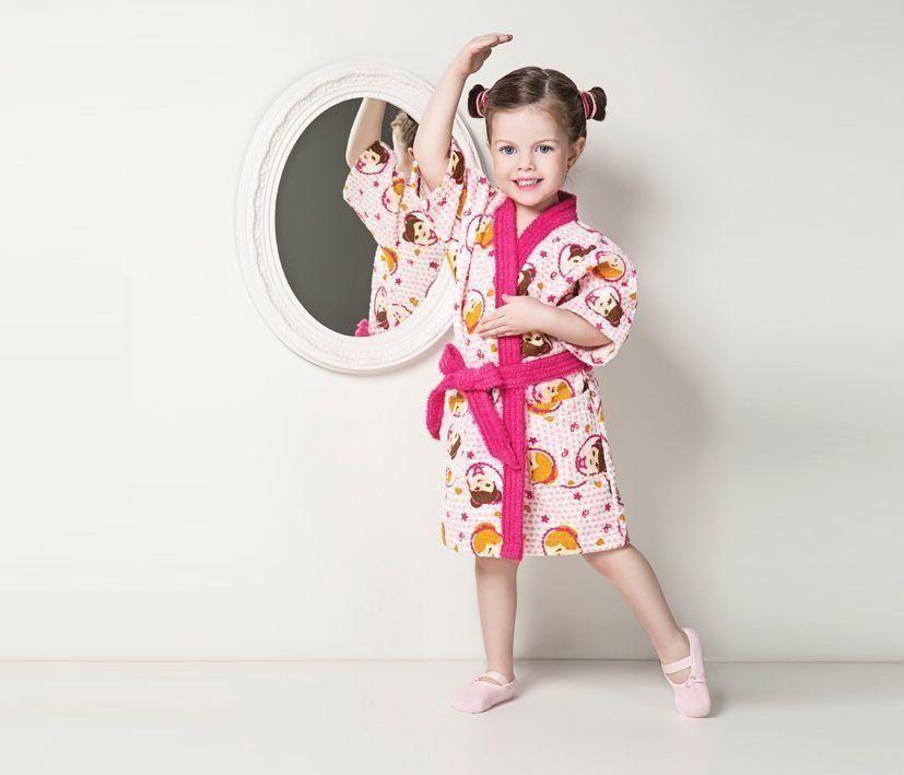 Roupão Felpudo Quimono Ballet | Admirare