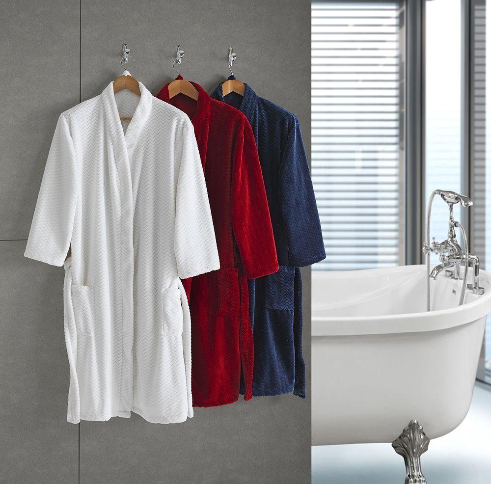 Roupão Plush Tweed - Toque Macio | Hedrons