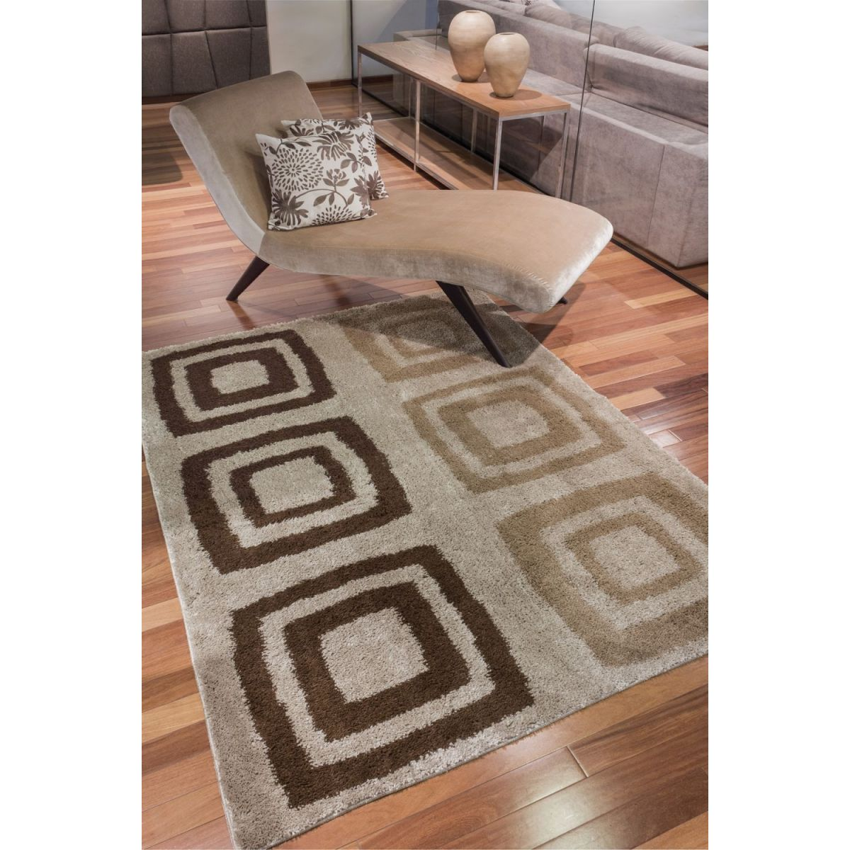 tapete de sala jolitex 1 50x1 00 pelo alto domo cubos. Black Bedroom Furniture Sets. Home Design Ideas
