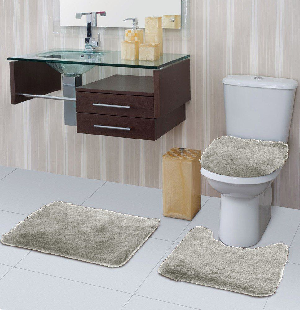 Tapete Para Banheiro Bella Pelo Alto 3 Pe As Jolitex Jolitex