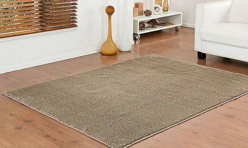 Tapete para Sala/Quarto 100x150 Classic Oasis Tapetes Trigo