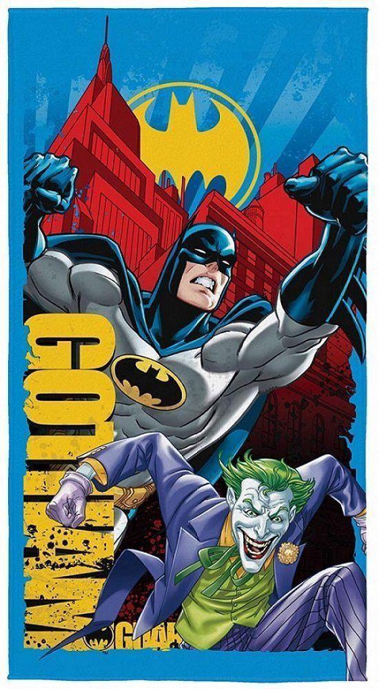 Toalha de Banho Aveludada Batman 75x140 | Lepper
