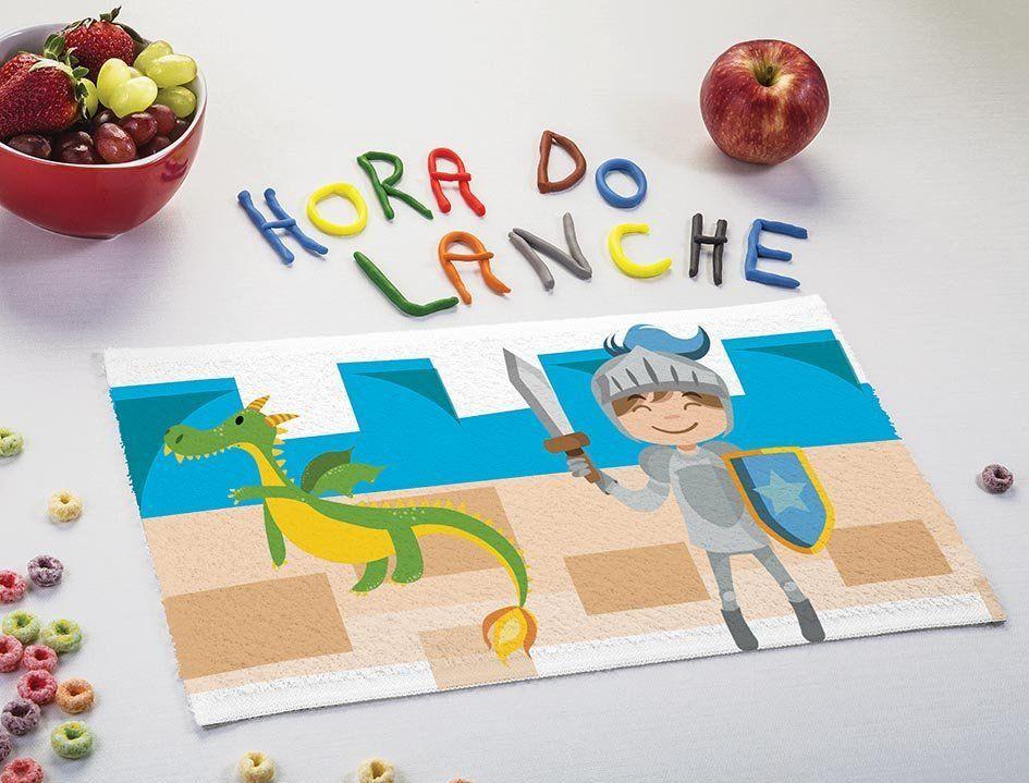 Toalha de Lancheira Cavaleiro | Lepper