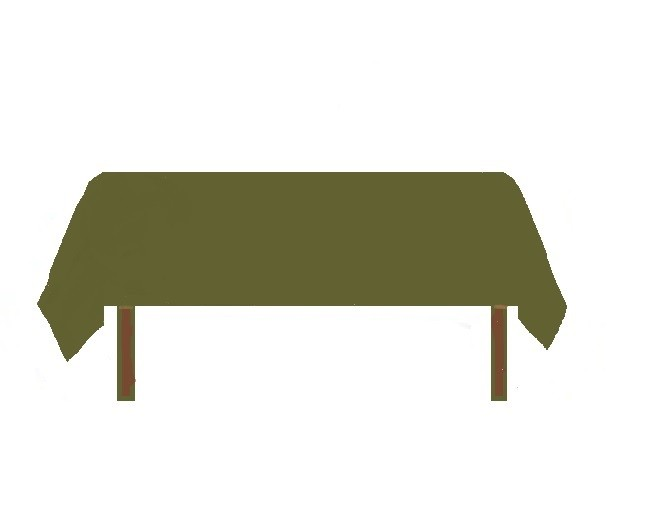 Toalha de Mesa Retangular Oxford 2,00 x 1,35 Admirare