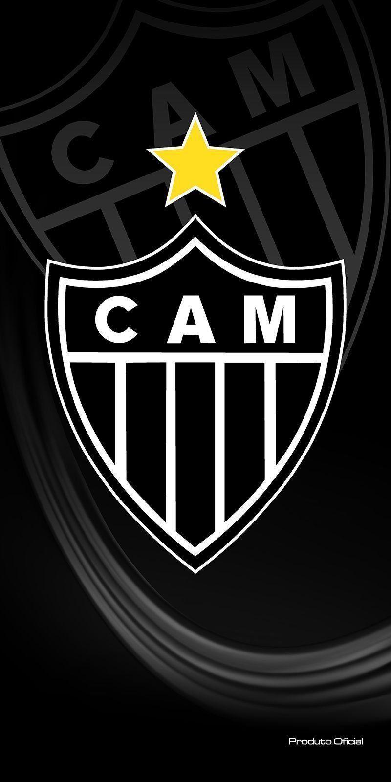 Toalha Aveludada Time de Futebol - Atlético Mineiro | Buettner