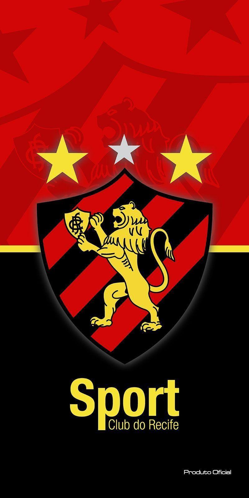 Toalha Aveludada Time de Futebol - Sport Recife | Buettner
