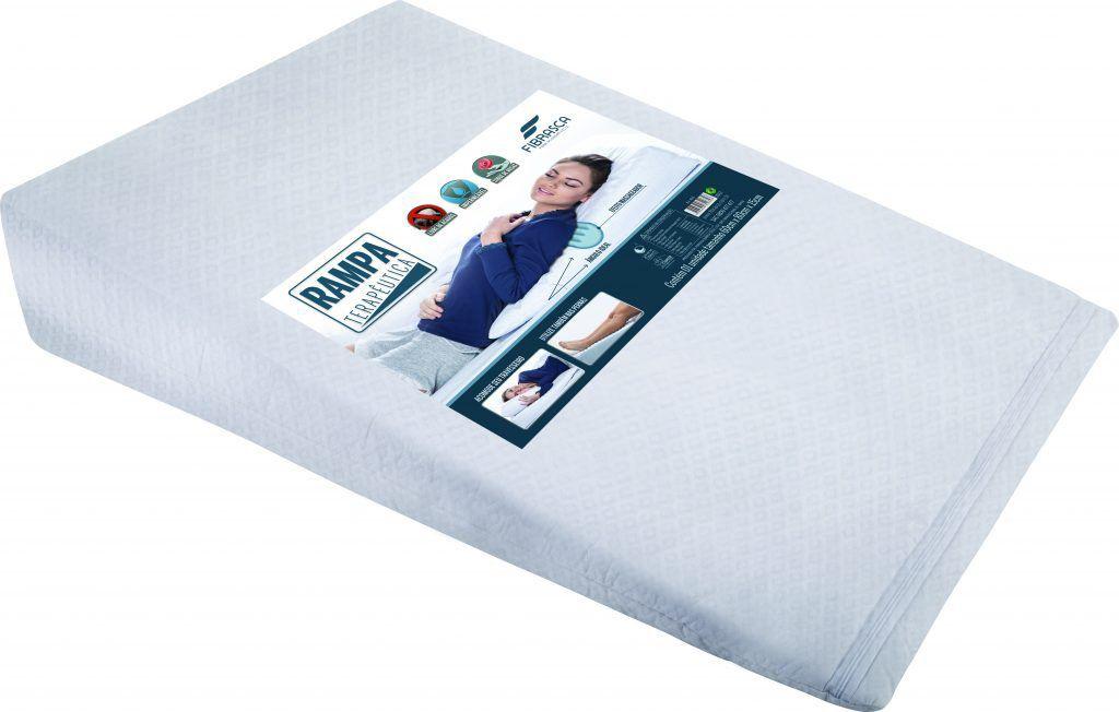Travesseiro Terapêutico Anti refluxo Fibrasca
