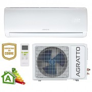 Ar Condicionado Split High Wall Agratto Eco Top Só Frio 30000 BTUs ECS30FR4 - 220v