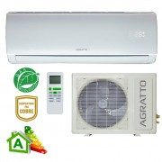 Ar Condicionado Split High Wall Agratto Eco Inverter Só Frio 18000 BTUs EICS18FR4 - 220v
