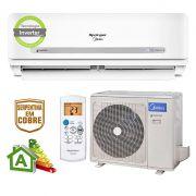 Ar Condicionado Split High Wall Inverter Springer Midea Quente e Frio 33000 BTUs 42mbqa33m5 - 220v