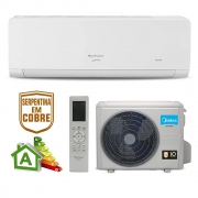 Ar Condicionado Split High Wall Inverter Springer Midea Xtreme Save Só Frio 18000 BTUs 42AGCA18M5 - 220v