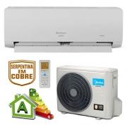 Ar-Condicionado Split High Wall Inverter Springer Midea Xtreme Só Frio 18000 BTUs - 220V