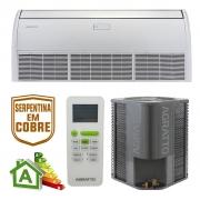 Ar Condicionado Split Piso/Teto Agratto Pro Só Frio 56000 BTUs Trifásico ECF60FIR4-02 - 220v
